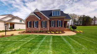 Harrison - Kinloch Coach Homes: Manakin Sabot, Virginia - Boone Homes, Inc.