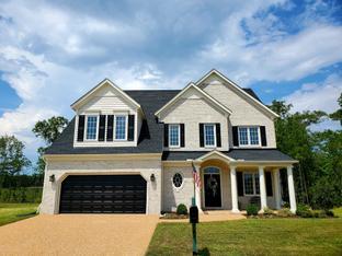 Siena- Dominion Park - Dominion Park at Wyndham: Glen Allen, Virginia - Boone Homes, Inc.