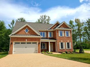 Milan- Dominion Park - Dominion Park at Wyndham: Glen Allen, Virginia - Boone Homes, Inc.