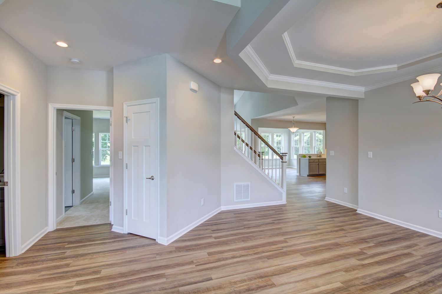 Living Area featured in the Waterford- Reed Marsh By Boone Homes, Inc. in Richmond-Petersburg, VA