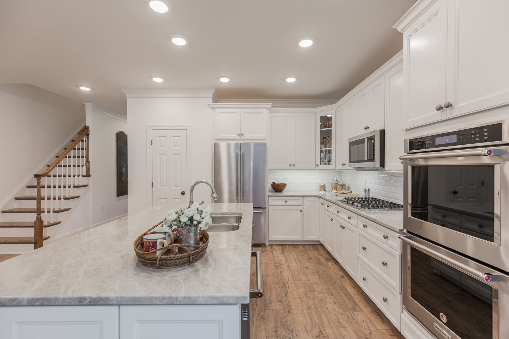 Kitchen featured in the Ashmont - Chickahominy Falls By Boone Homes, Inc.