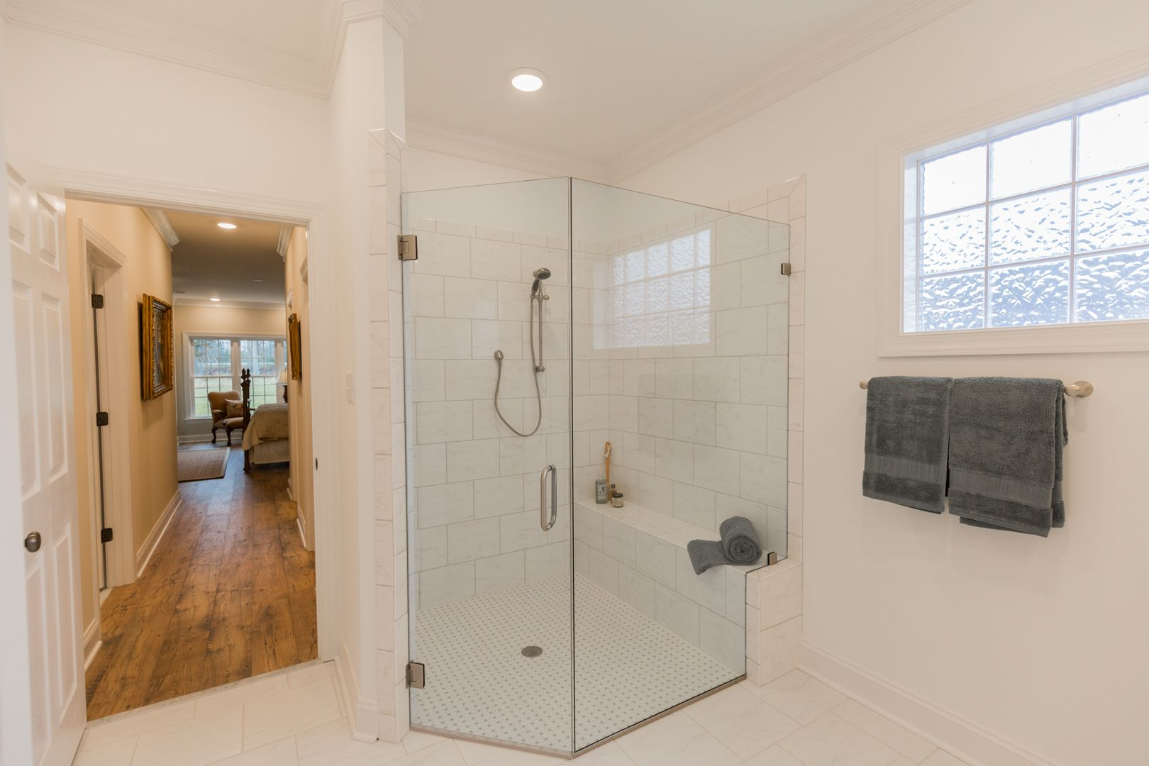 Bathroom featured in the Ashmont - Chickahominy Falls By Boone Homes, Inc.