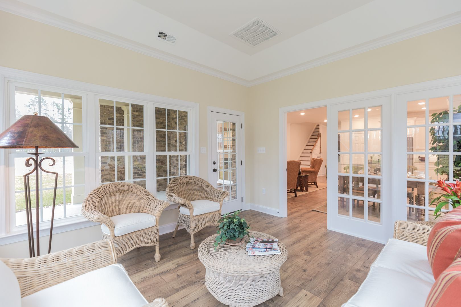 Living Area featured in the Ashmont - Chickahominy Falls By Boone Homes, Inc.