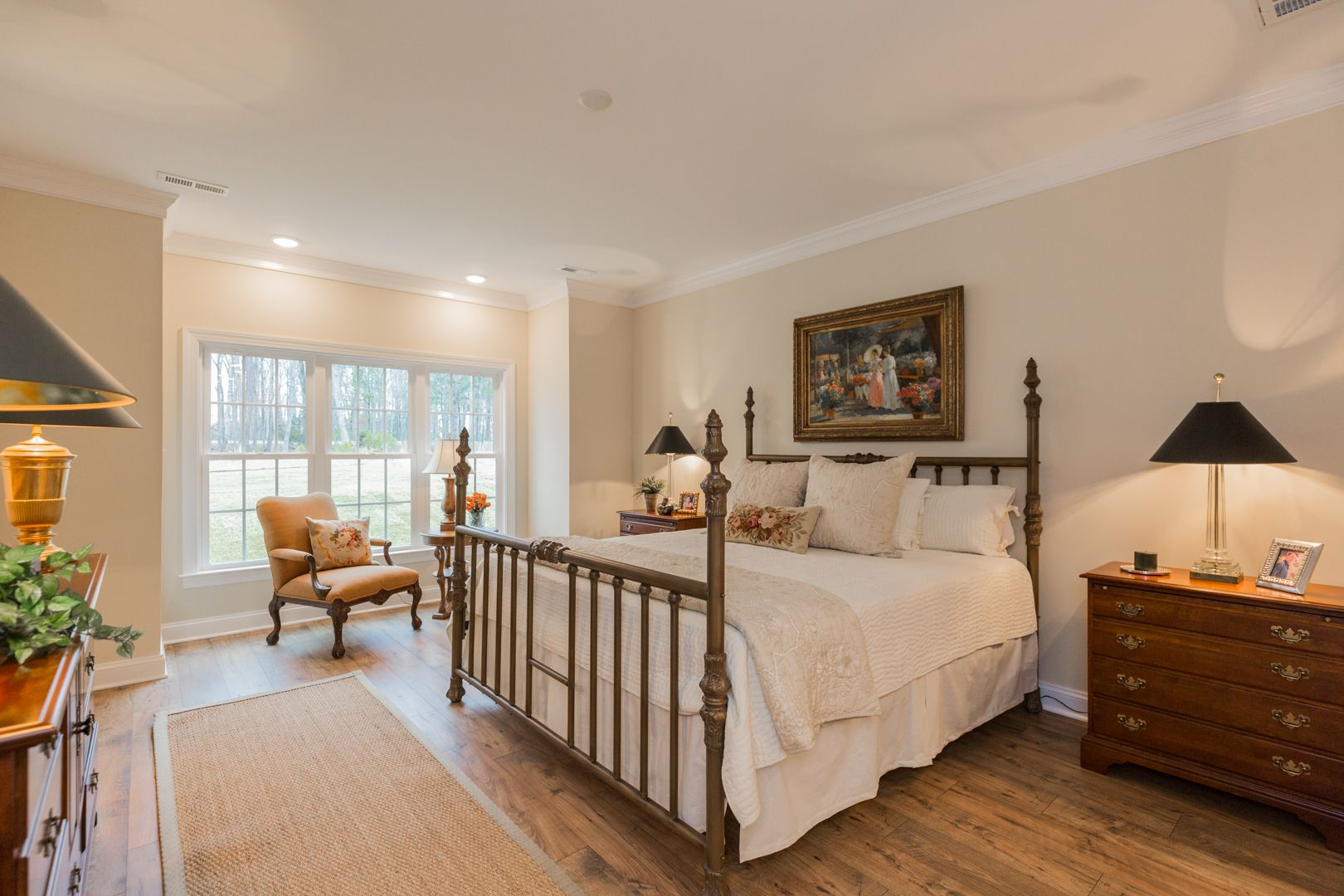 Bedroom featured in the Ashmont - Chickahominy Falls By Boone Homes, Inc.