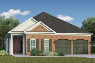 Merecroft - Chickahominy Falls - Little Meadows at Chickahominy Falls: Glen Allen, Virginia - Boone Homes, Inc.