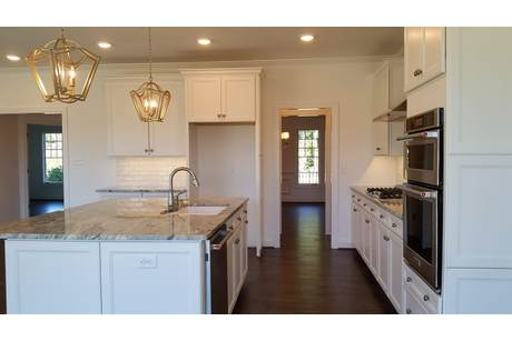 Kitchen-in-Bainworth-at-Hawksgate at Bacova-in-Glen Allen