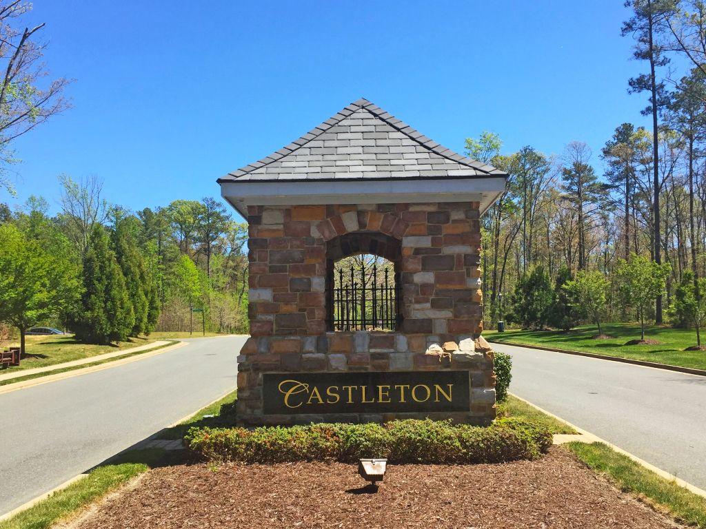 'Castleton' by Boyd Homes in Richmond-Petersburg