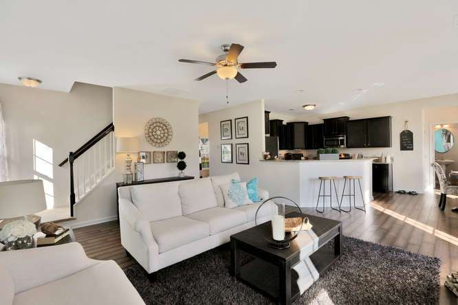 Living Area featured in The Talbott By Boyd Homes in Richmond-Petersburg, VA