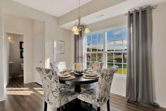 Kitchen featured in The Talbott By Boyd Homes in Richmond-Petersburg, VA