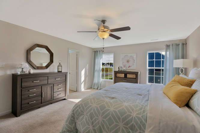Bedroom featured in The Talbott By Boyd Homes in Richmond-Petersburg, VA