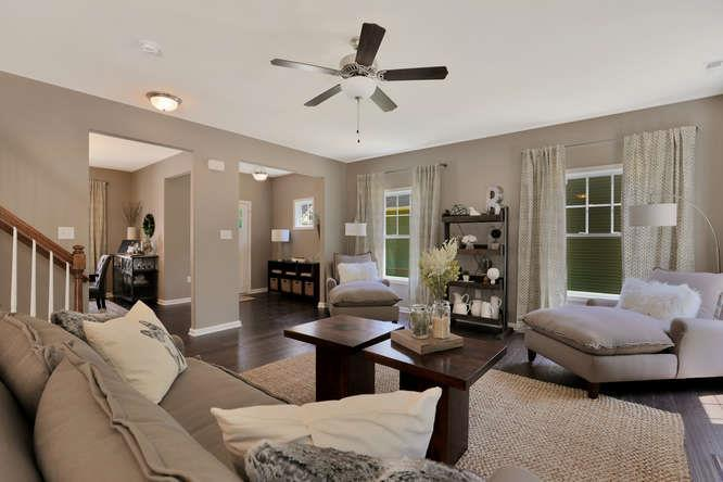 Living Area featured in The Willow By Boyd Homes in Richmond-Petersburg, VA