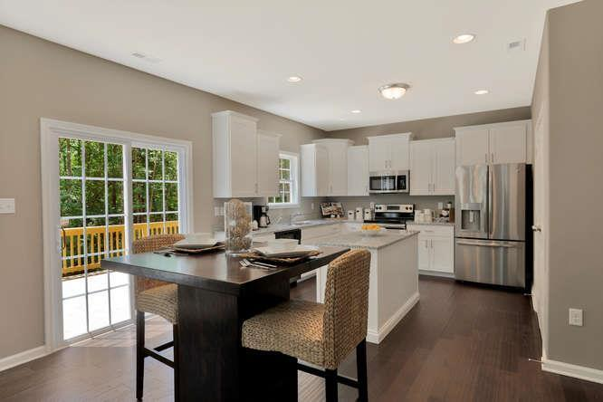 Kitchen featured in The Willow By Boyd Homes in Richmond-Petersburg, VA