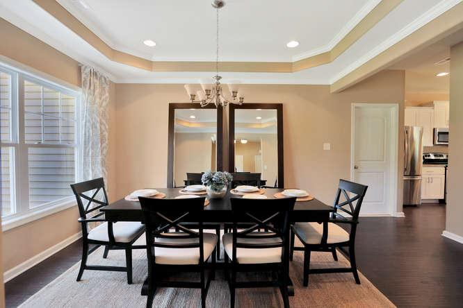 Living Area featured in The Randolph By Boyd Homes in Richmond-Petersburg, VA