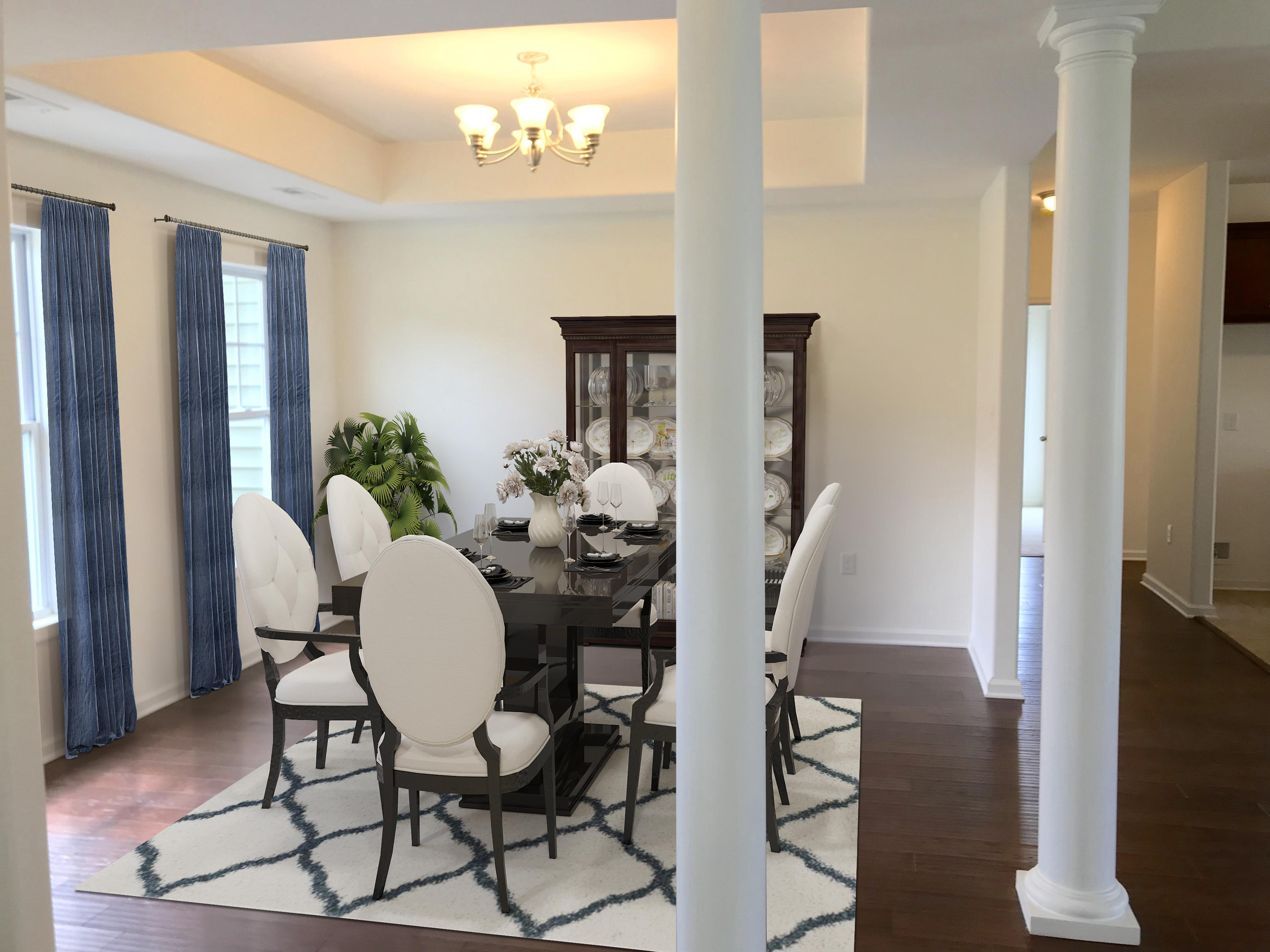 Living Area featured in The Chelsea  By Boyd Homes in Richmond-Petersburg, VA