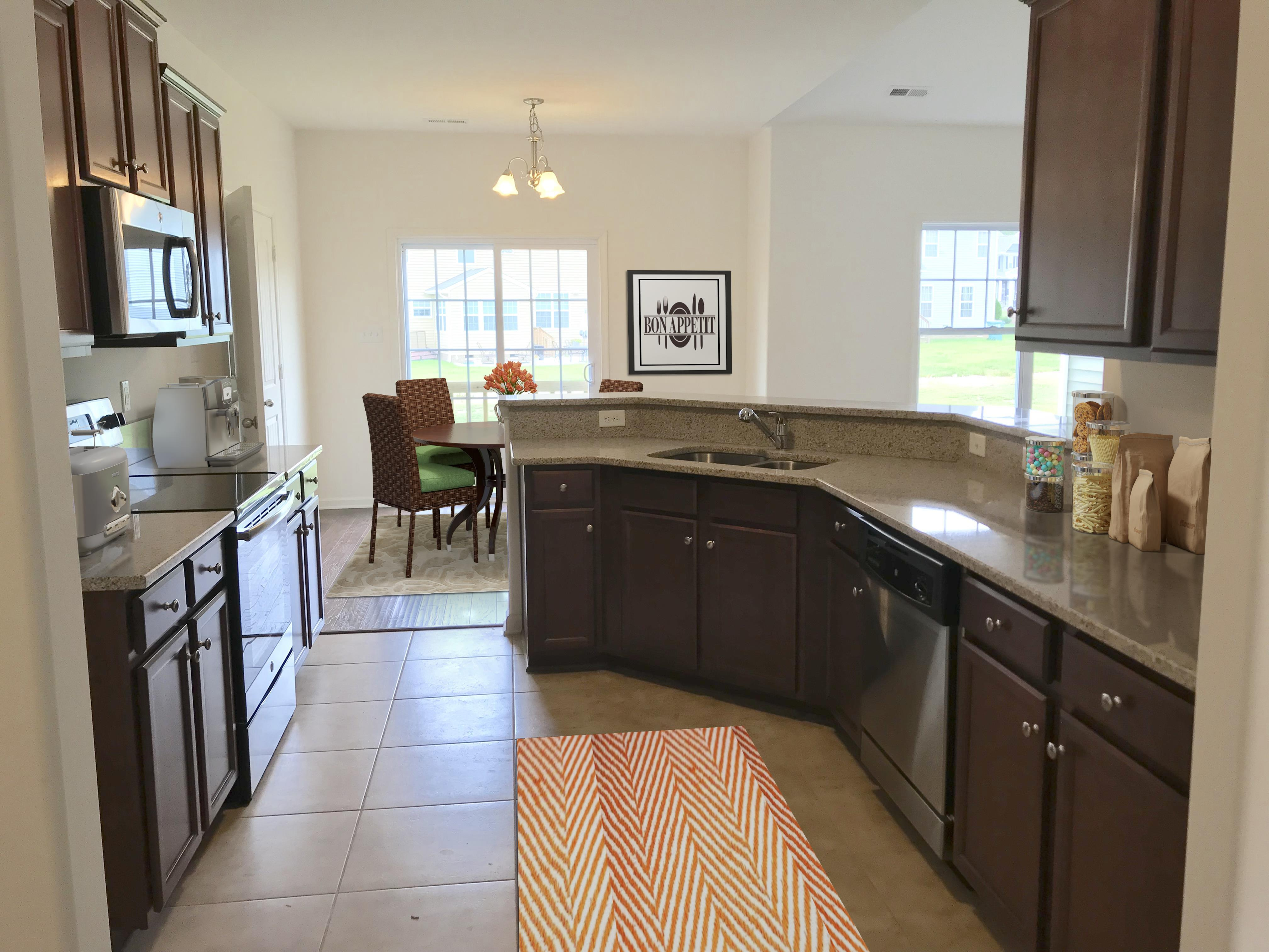 Kitchen featured in The Chelsea  By Boyd Homes in Richmond-Petersburg, VA
