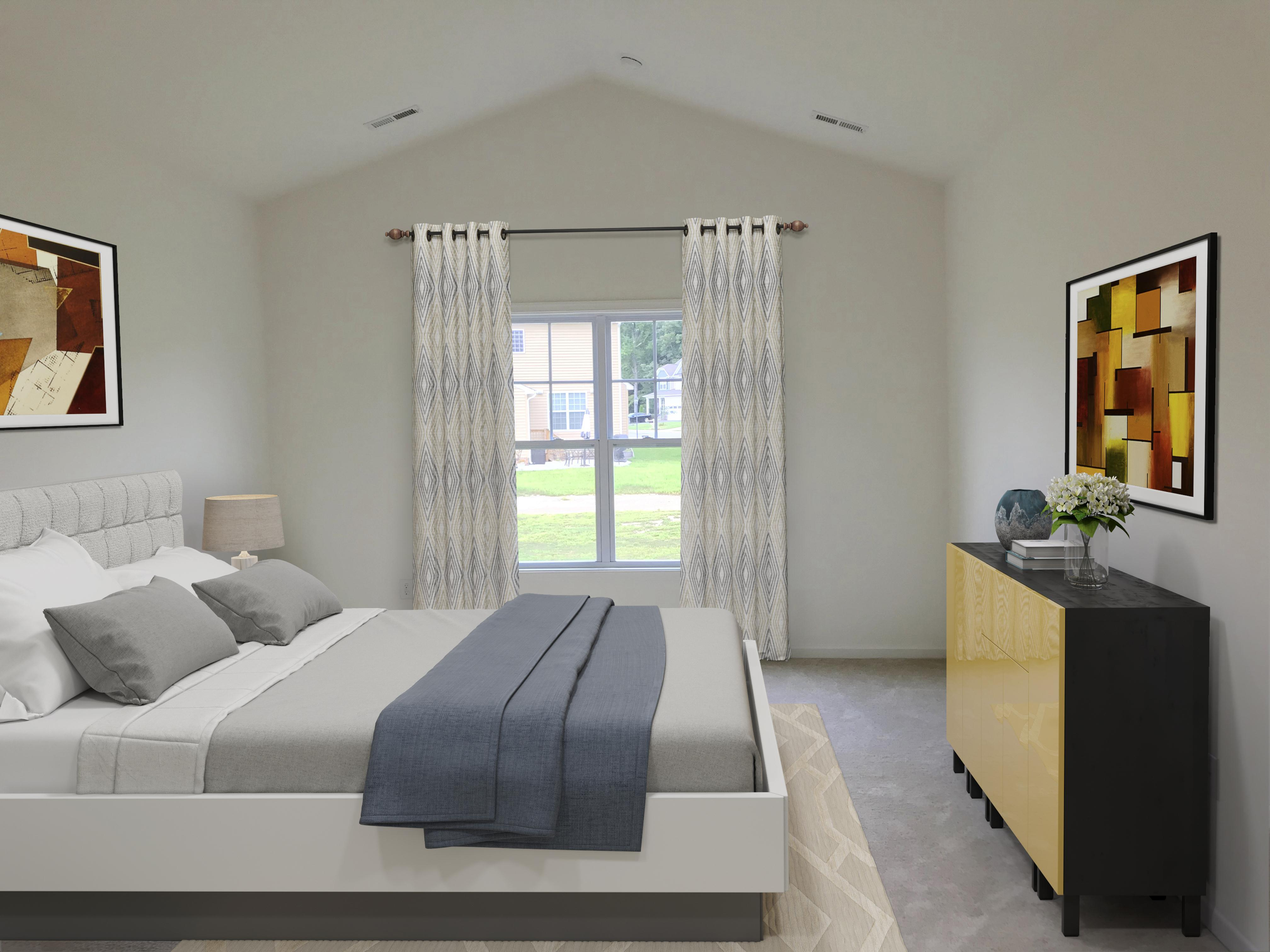 Bedroom featured in The Chelsea  By Boyd Homes in Richmond-Petersburg, VA