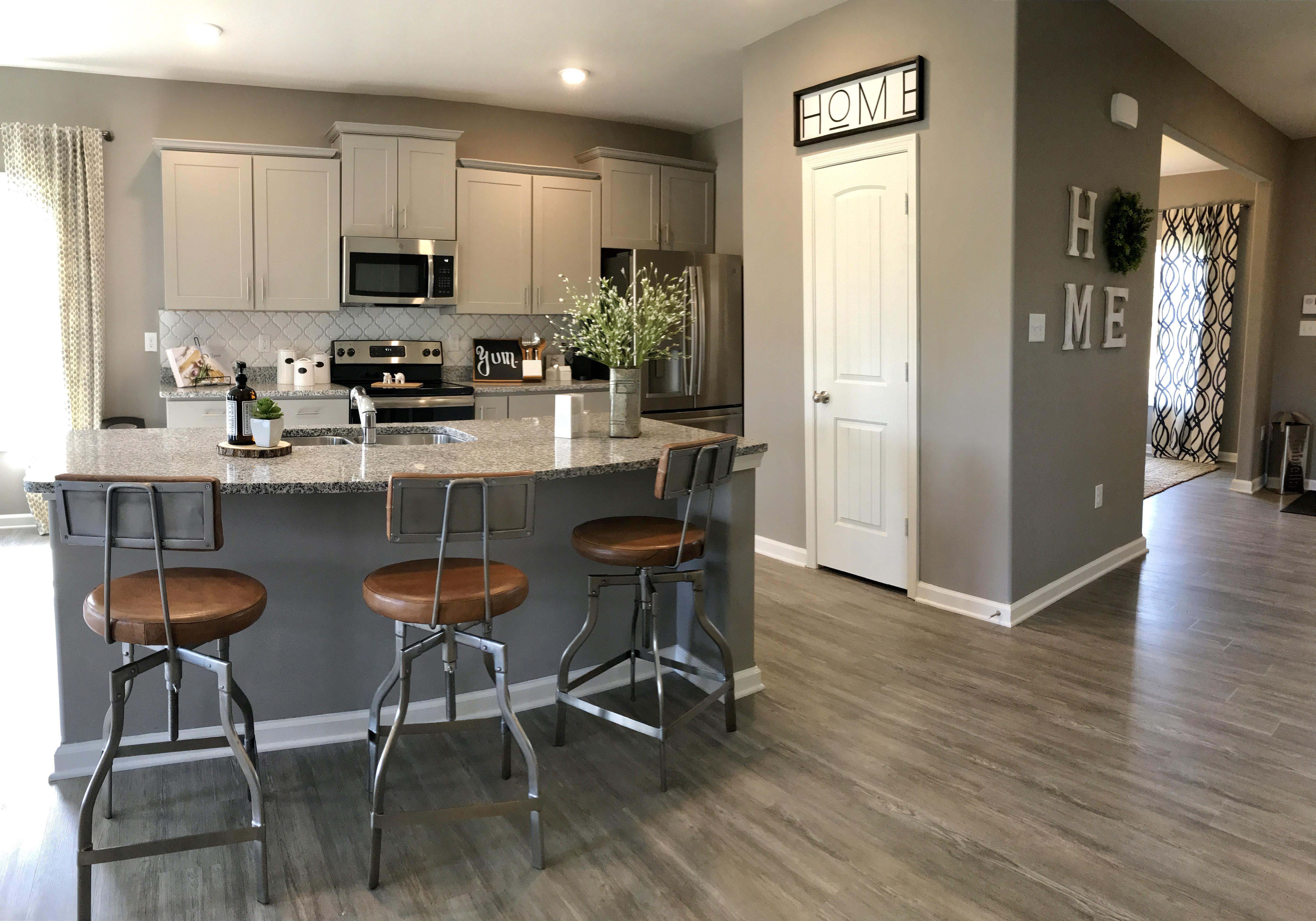 Kitchen featured in The Elmsted 4 Bedroom By Boyd Homes in Richmond-Petersburg, VA