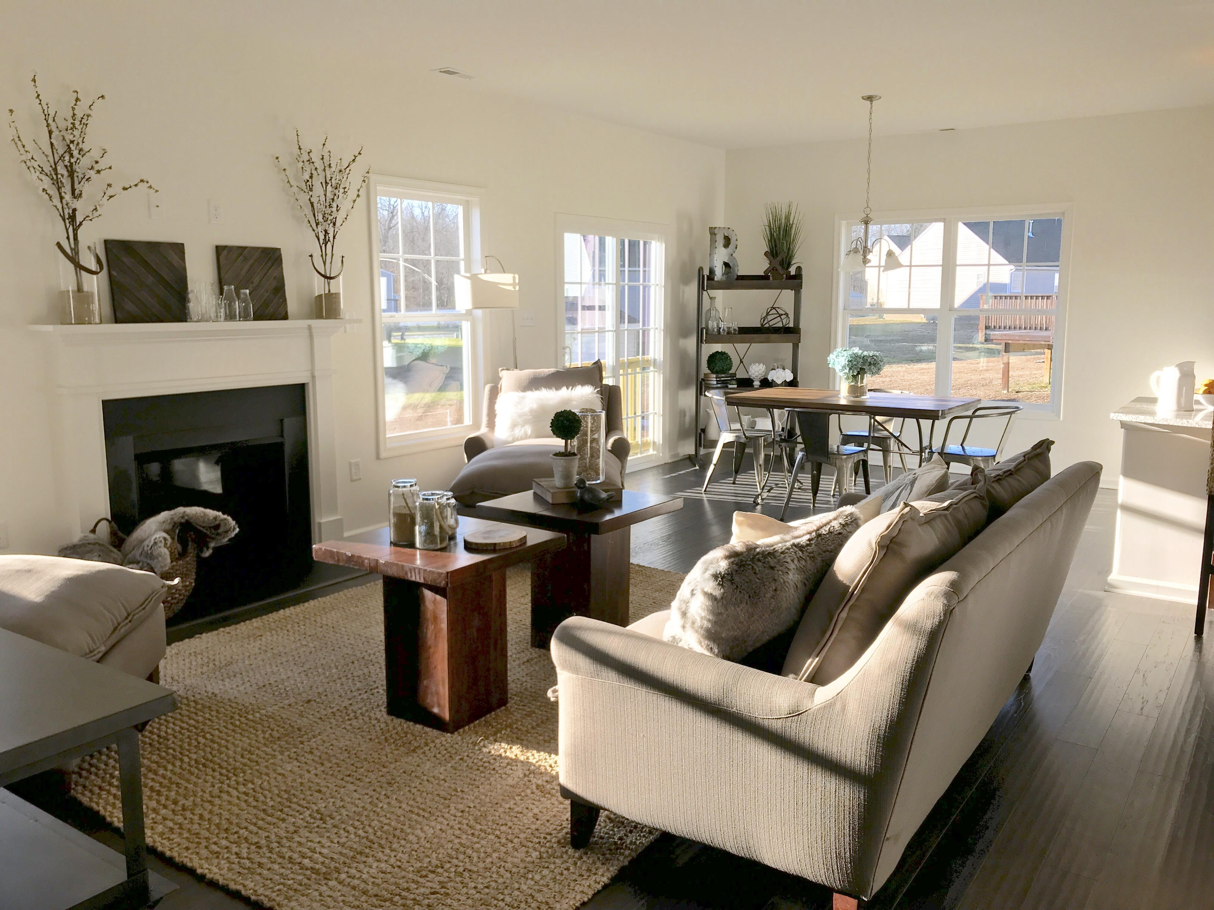 Living Area featured in The Elmsted 5 Bedroom By Boyd Homes in Richmond-Petersburg, VA