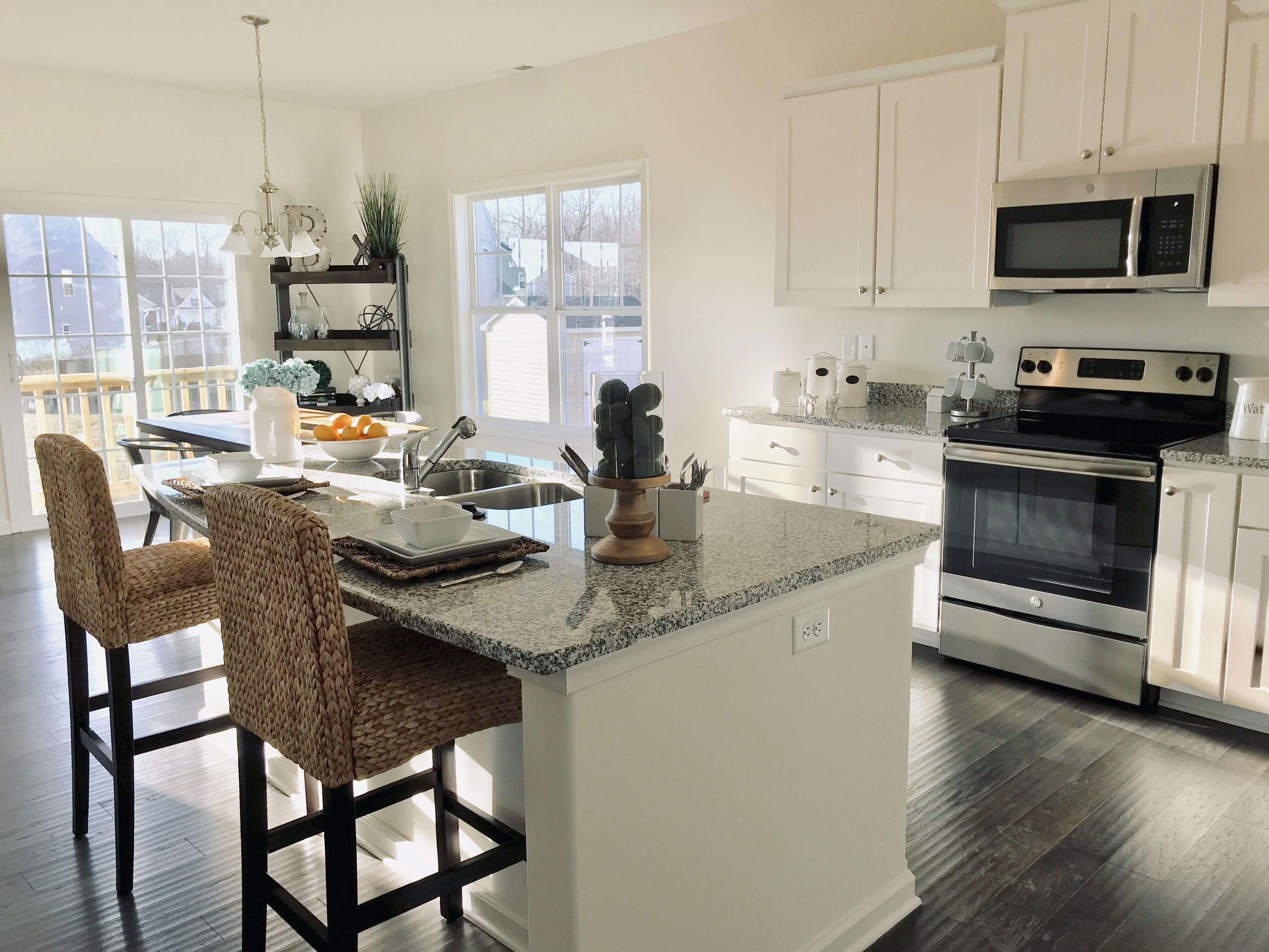 Kitchen featured in The Elmsted 5 Bedroom By Boyd Homes in Richmond-Petersburg, VA