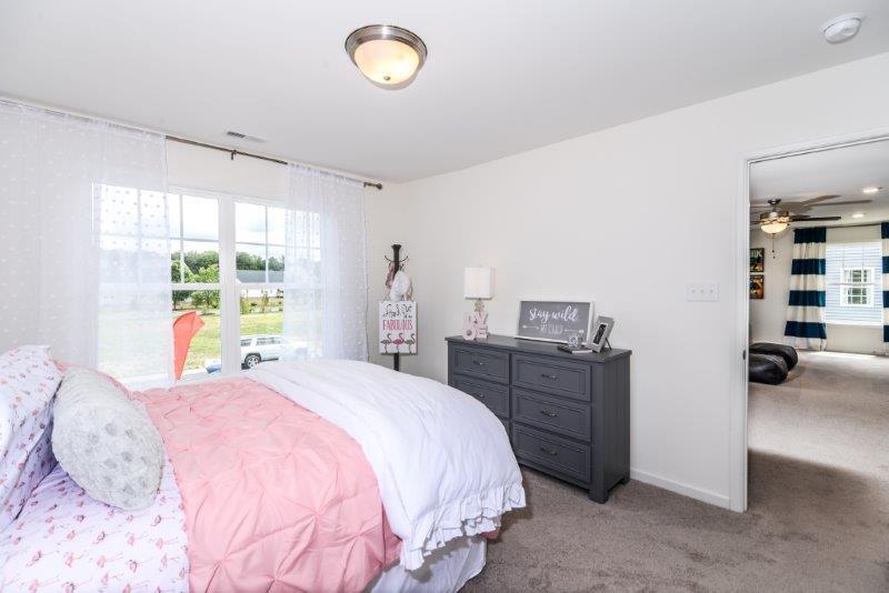 Bedroom featured in The Elmsted 4 Bedroom By Boyd Homes in Richmond-Petersburg, VA
