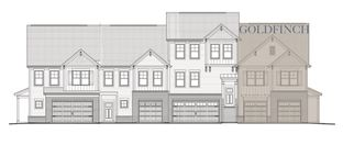 Goldfinch - Towns at Swift Creek by Boyd Homes: Midlothian, Virginia - Boyd Homes