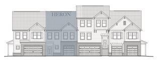 Heron - Towns at Swift Creek by Boyd Homes: Midlothian, Virginia - Boyd Homes