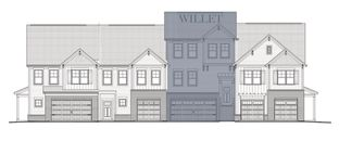 Willet - Towns at Swift Creek by Boyd Homes: Midlothian, Virginia - Boyd Homes