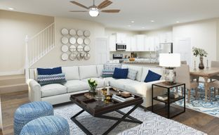 Towns at Swift Creek by Boyd Homes by Boyd Homes in Richmond-Petersburg Virginia