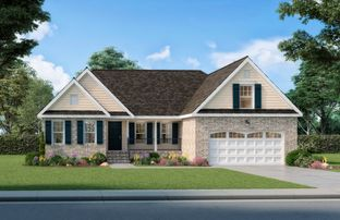 The Chelsea - Castleton: Henrico, Virginia - Boyd Homes