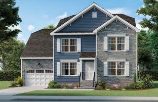 The Talbott - Castleton: Henrico, Virginia - Boyd Homes