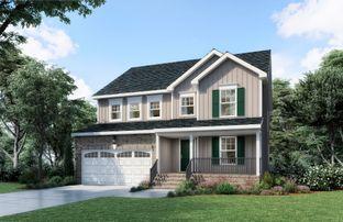 The Elmsted 5 Bedroom - Rolling Ridge: Chester, Virginia - Boyd Homes