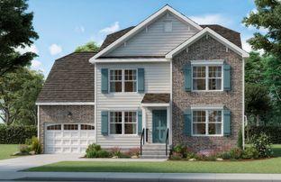 The Talbott - Rolling Ridge: Chester, Virginia - Boyd Homes
