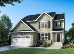 The Willow - Rolling Ridge: Chester, Virginia - Boyd Homes