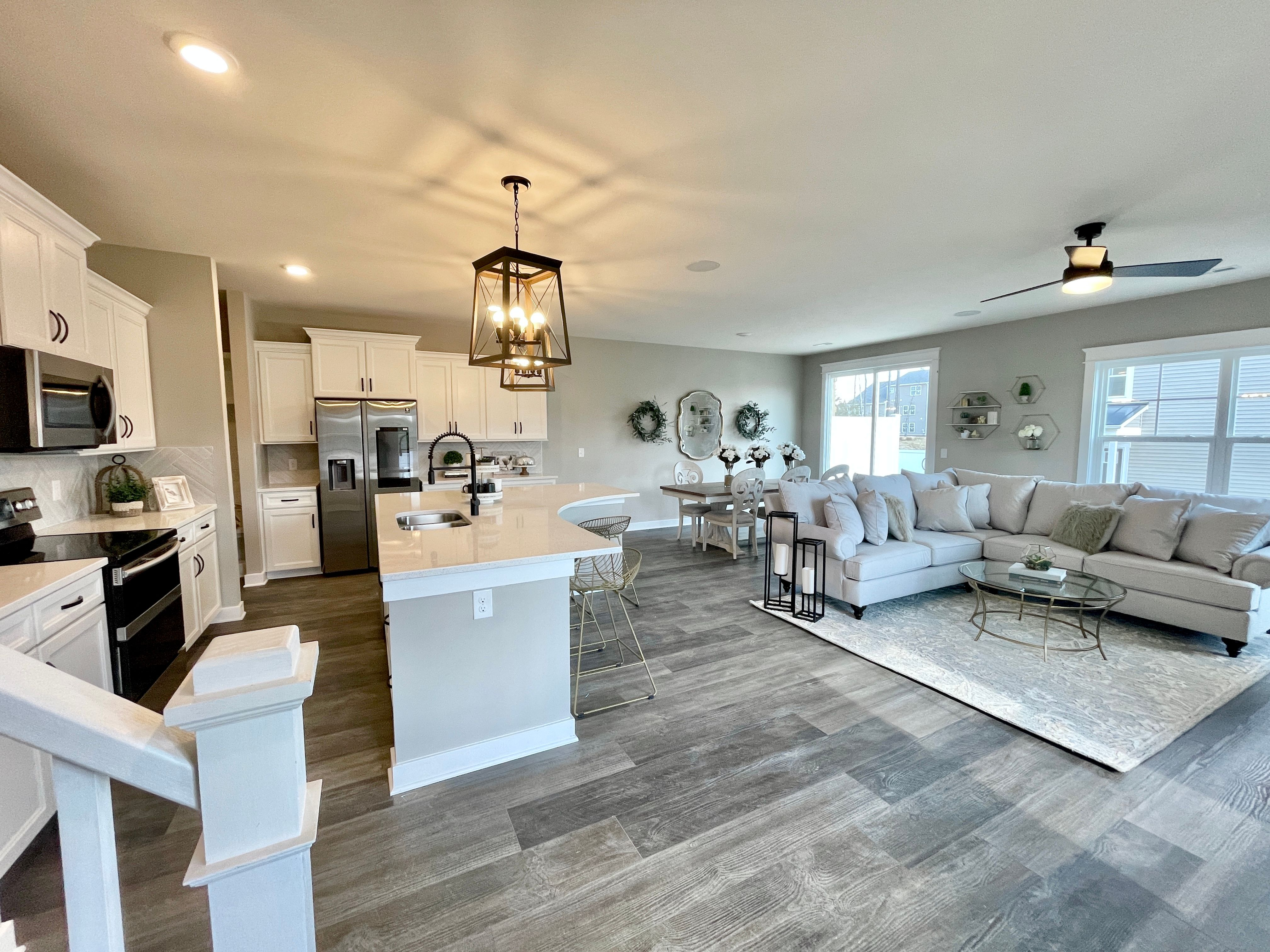 Living Area featured in the Goldfinch By Boyd Homes in Richmond-Petersburg, VA