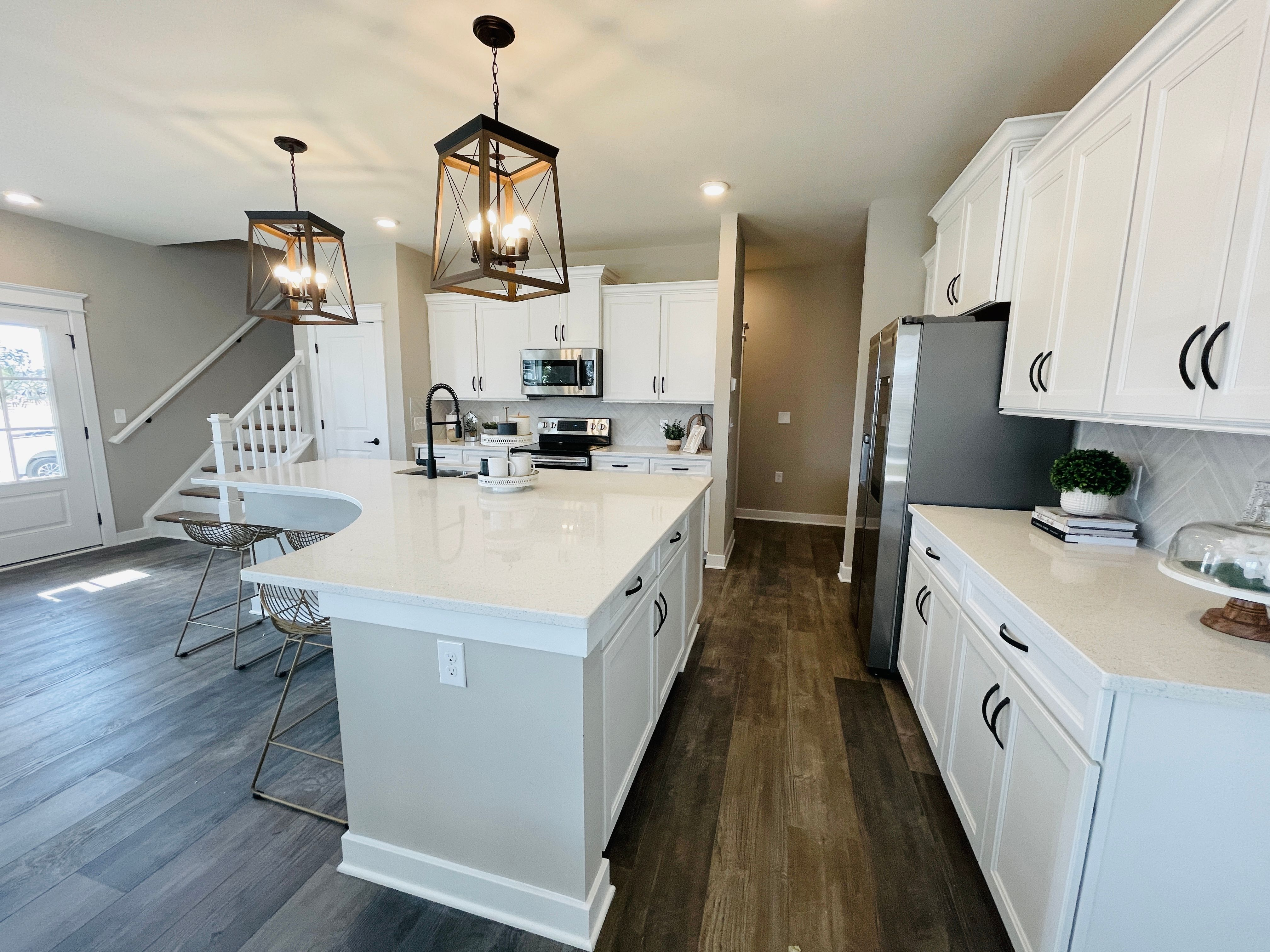 Kitchen featured in the Goldfinch By Boyd Homes in Richmond-Petersburg, VA