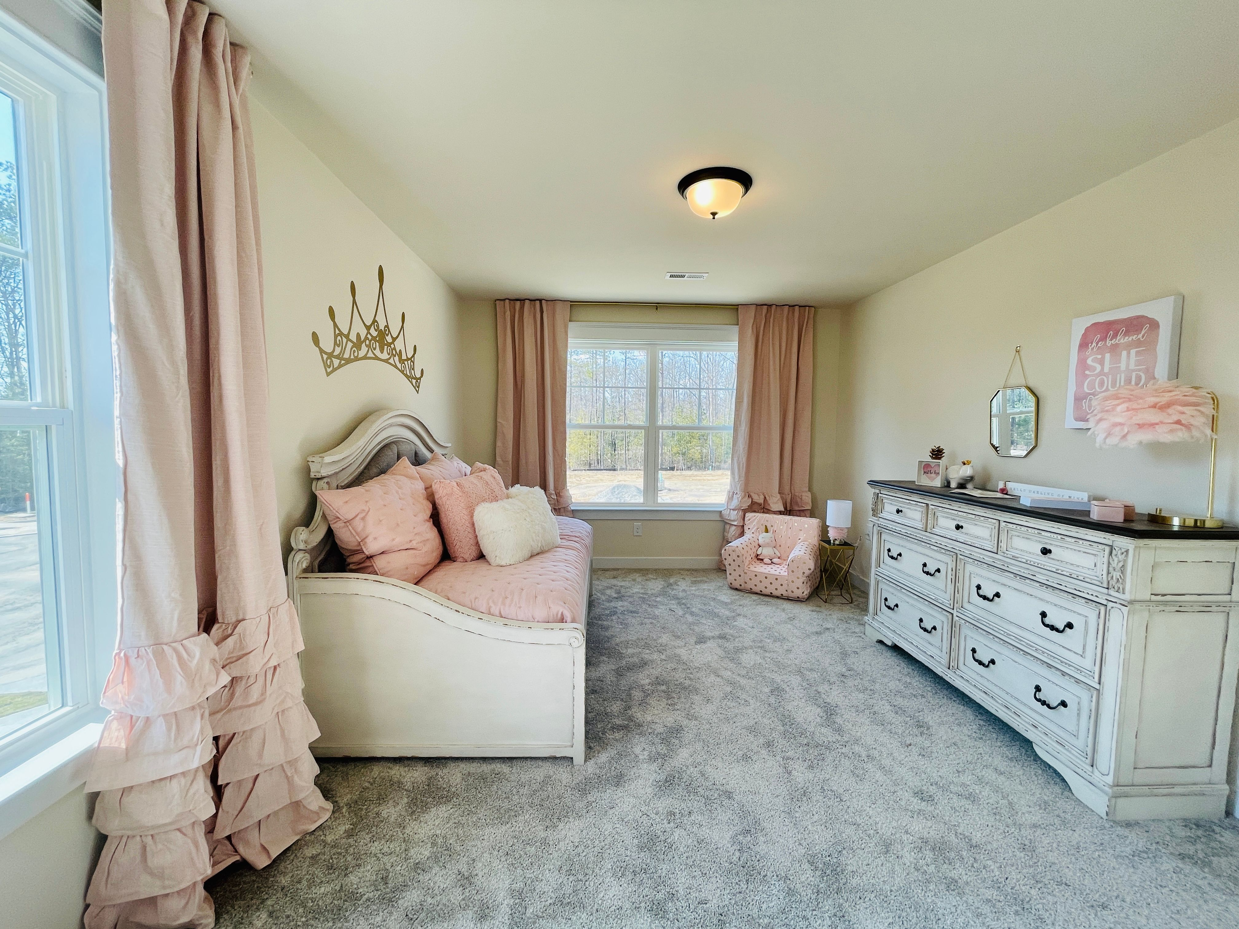 Bedroom featured in the Goldfinch By Boyd Homes in Richmond-Petersburg, VA