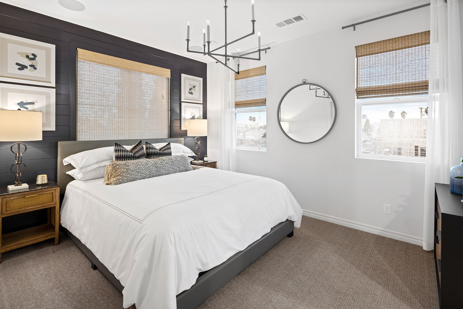 Bedroom featured in the Plan 2A By Brandywine Homes in Los Angeles, CA