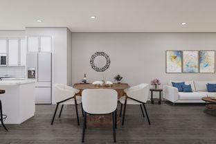 PLAN 5A - Upton: Carson, California - Brandywine Homes
