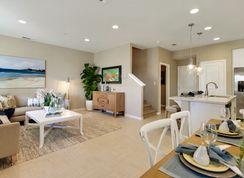 Plan 2 - Arletta: Fullerton, California - Brandywine Homes