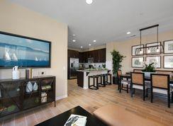 Plan 4A - Arletta: Fullerton, California - Brandywine Homes