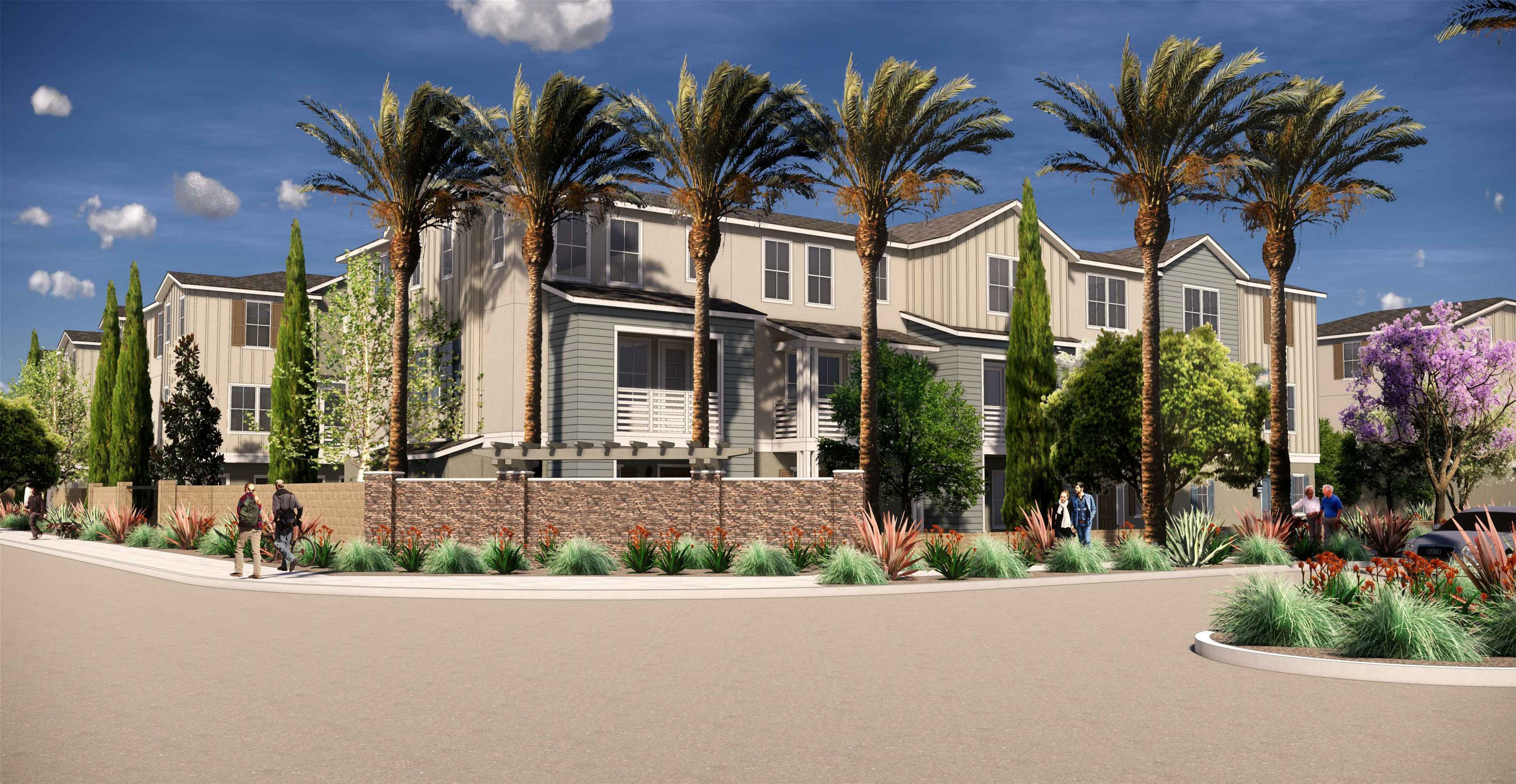 'Upton' by Brandywine Homes-Upton in Los Angeles