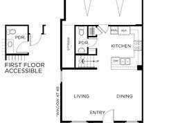 Plan 4B - Arletta: Fullerton, California - Brandywine Homes
