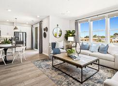 PLAN 3A - Upton: Carson, California - Brandywine Homes
