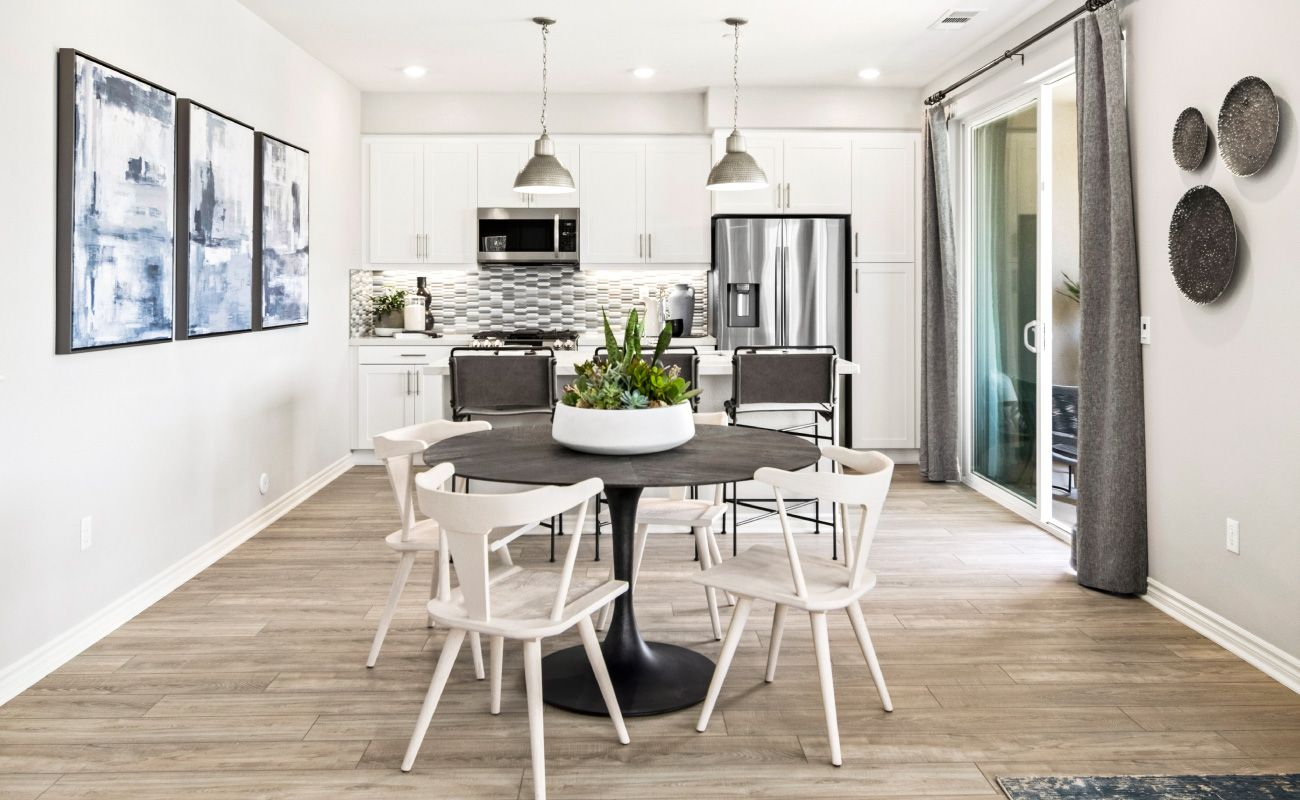 Kitchen featured in the PLAN 3A By Brandywine Homes in Los Angeles, CA