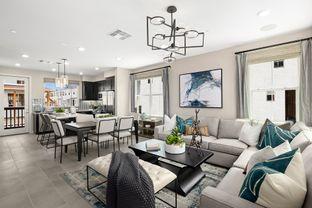 Plan 1 - Villena: Placentia, California - Brandywine Homes