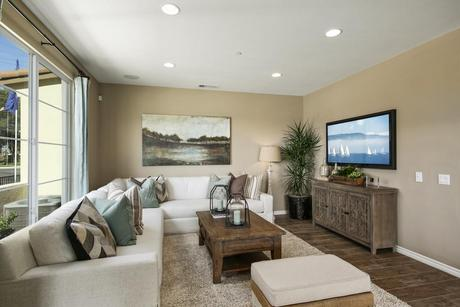 Media-Room-in-Plan 3-at-Candlewood Villas-in-Whittier