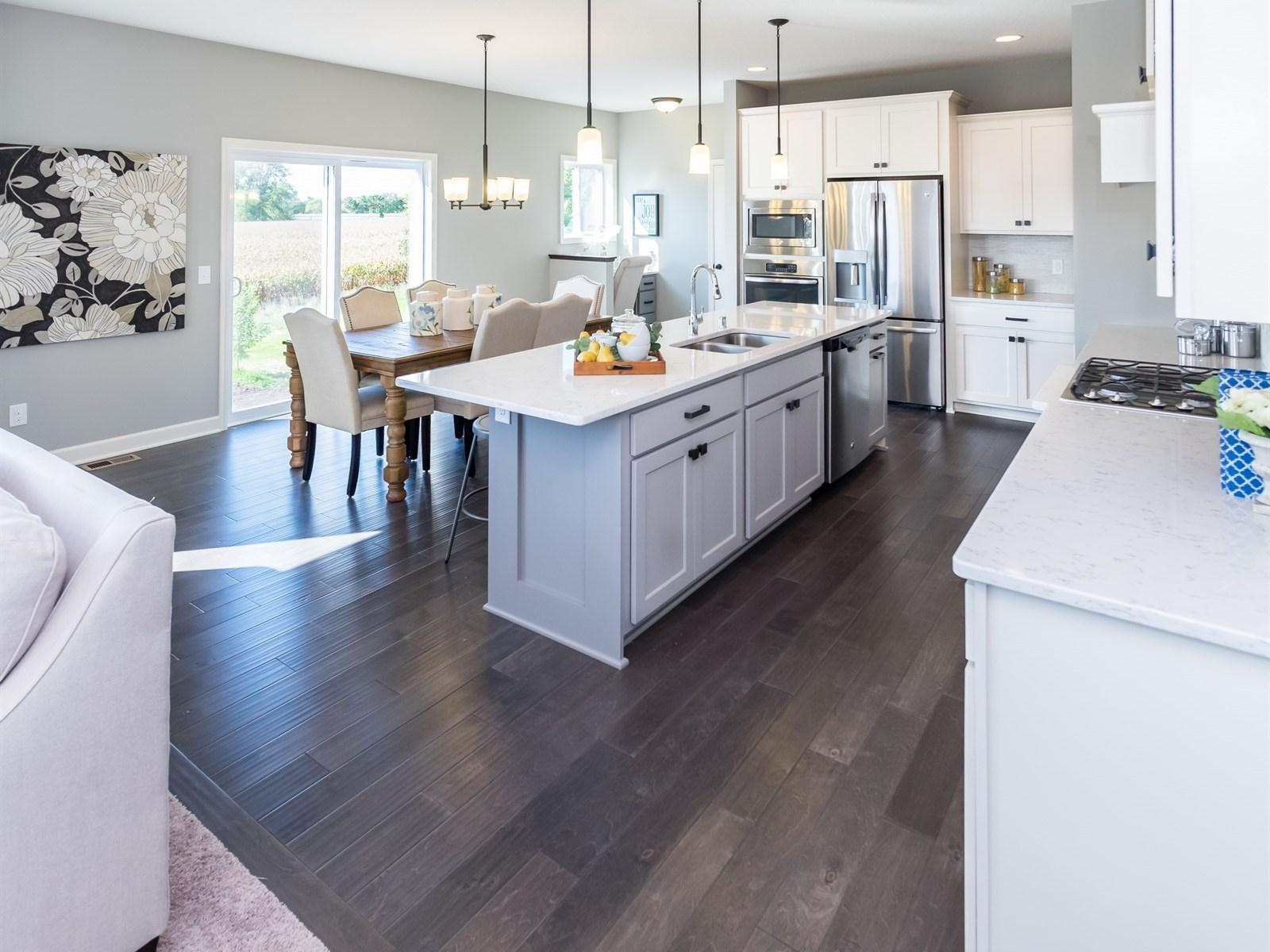 Kitchen featured in The Eastridge  By Brandl Anderson in Minneapolis-St. Paul, MN