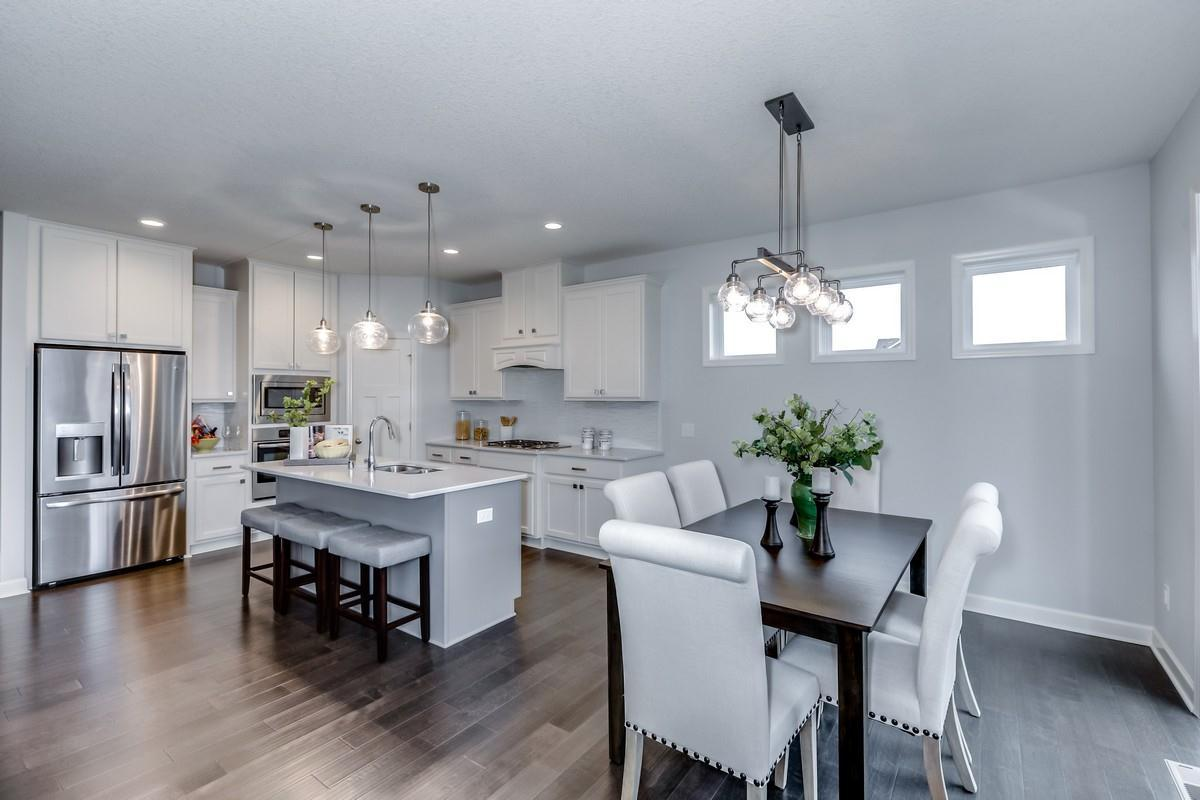 Kitchen featured in The Carmel By Brandl Anderson in Minneapolis-St. Paul, MN