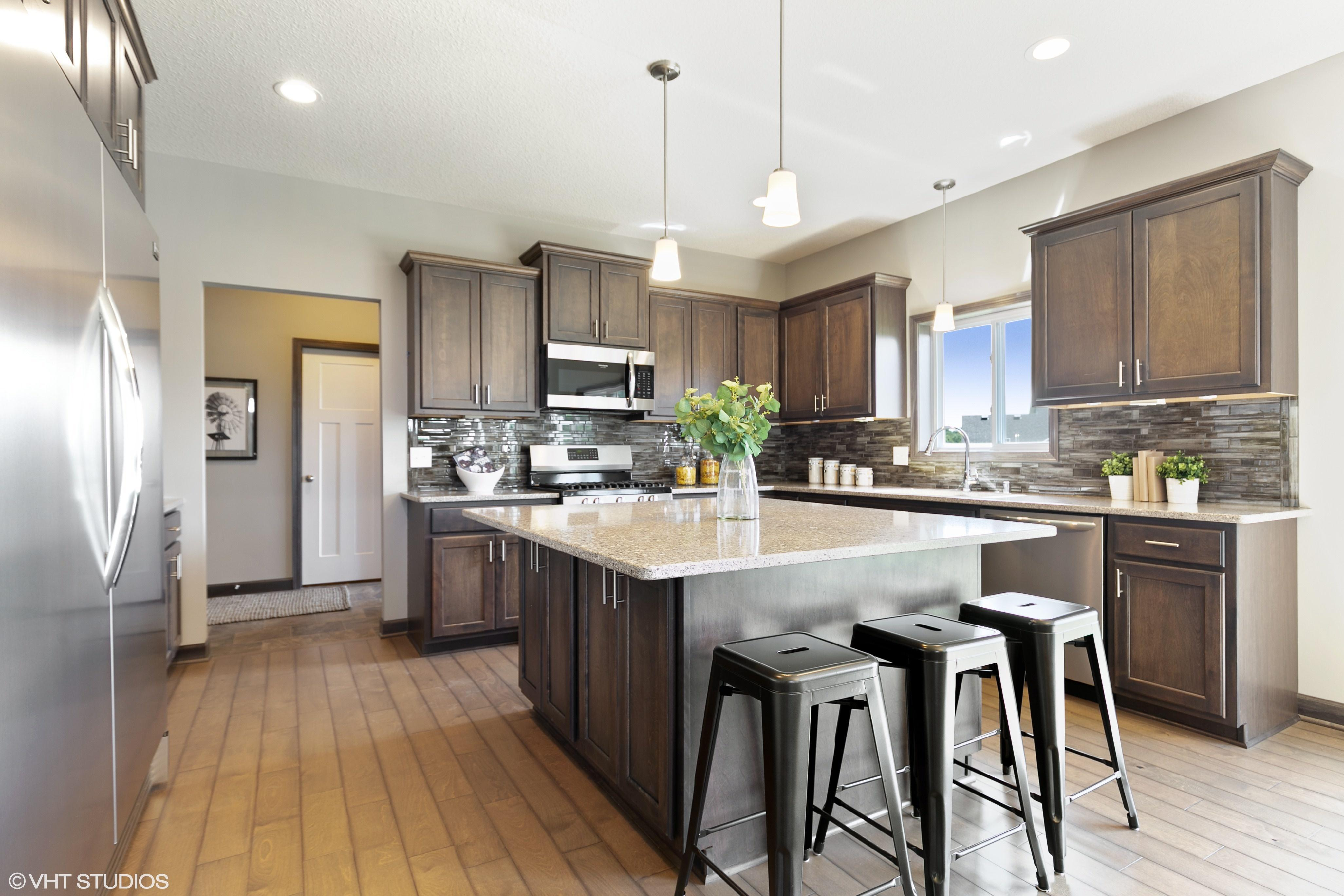 Kitchen featured in The Lauren By Brandl Anderson in Minneapolis-St. Paul, MN