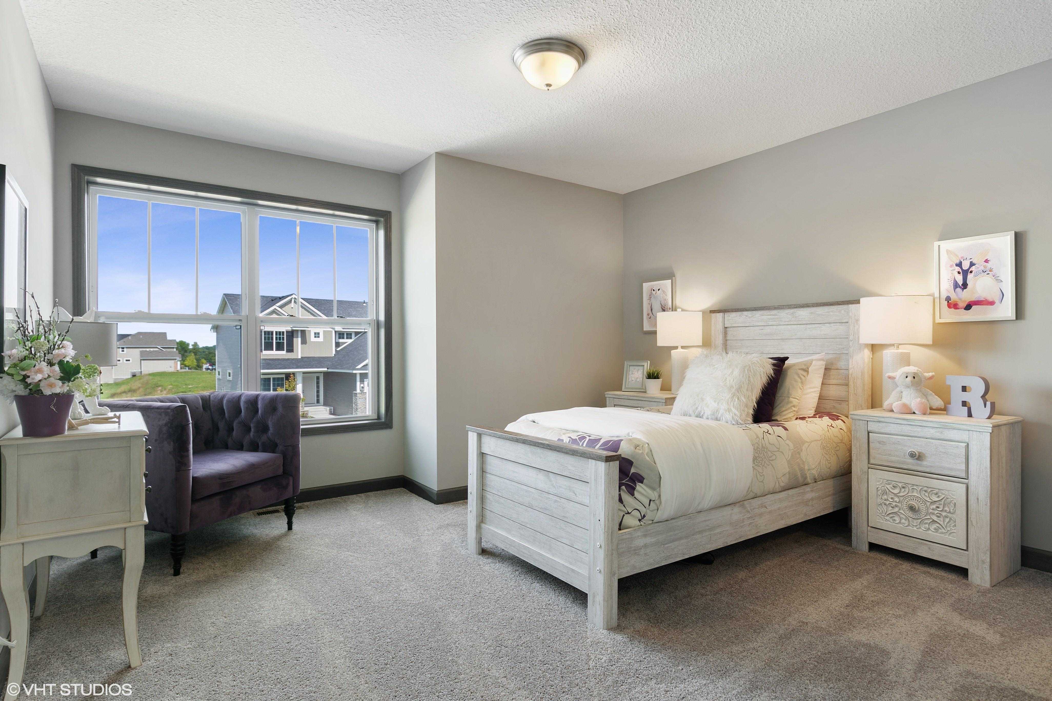 Bedroom featured in The Lauren By Brandl Anderson in Minneapolis-St. Paul, MN